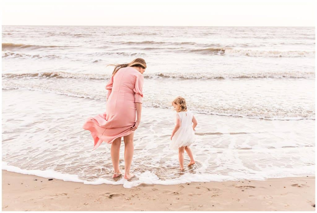 Clifton beach family session