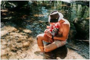 daveys creek by cairns family photographer Lizzy Hannaford
