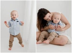 cairns photography studio family session with cairns family photographer Lizzy Hannaford