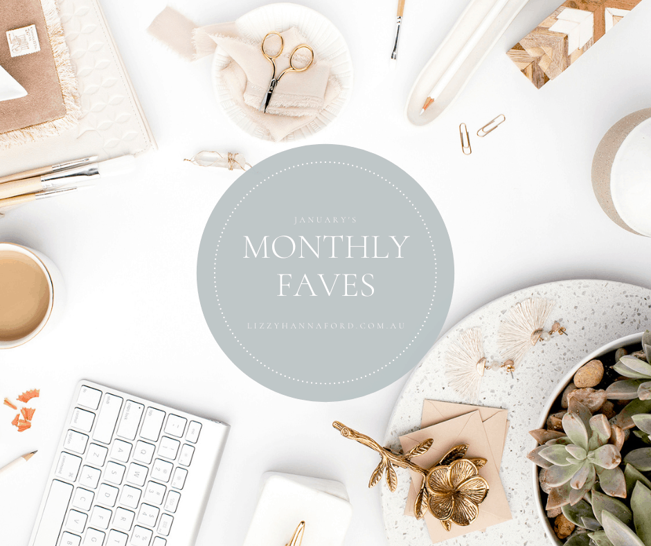 monthly favourites by Lizzy Hannaford Photography