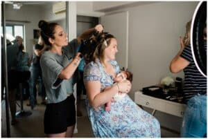 hair and make up by make up by Carly and inner goddess hair
