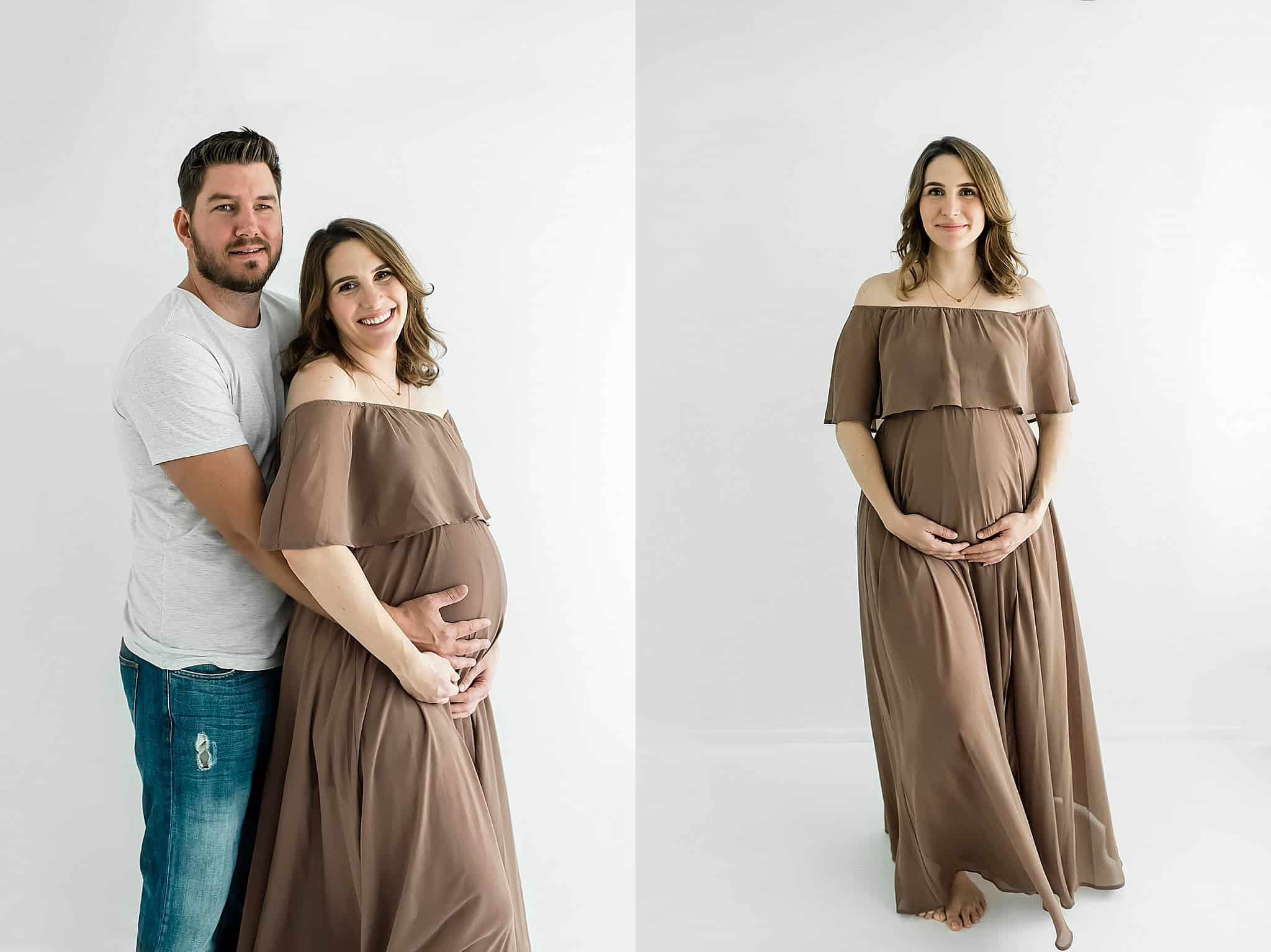 a relaxed maternity session with cairns maternity photographer Lizzy Hannaford Photography